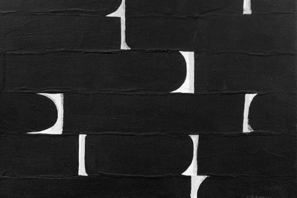 'Spaces', L 29 x B 23, Acryl, 2013