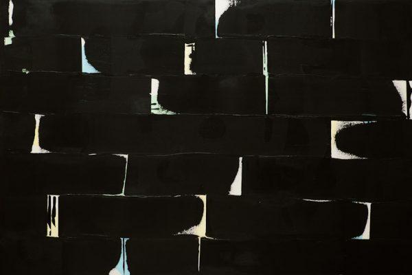 'Omniversum II', L 120 x B 80, Acryl, 2013