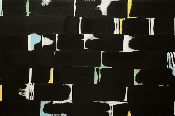 'Omniversum III', L 120 x B 80, Acryl, 2013