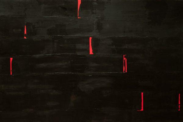 'Moments', L 120 x B 80, Acryl, 2013