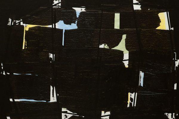 'Space', L 90 x B 70, Acryl, 2013