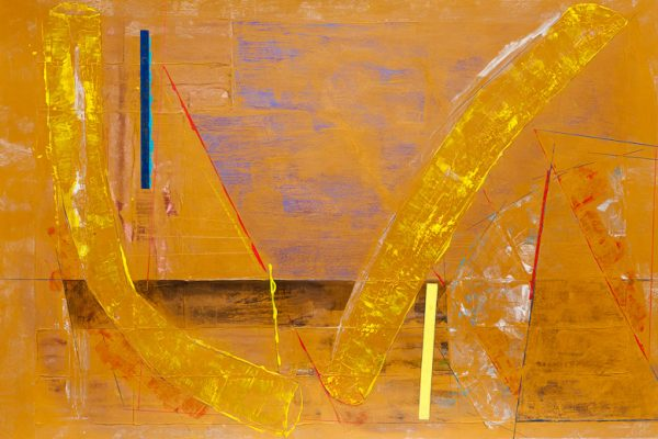 'Moving', L 120 x B 80, Acryl, 2013