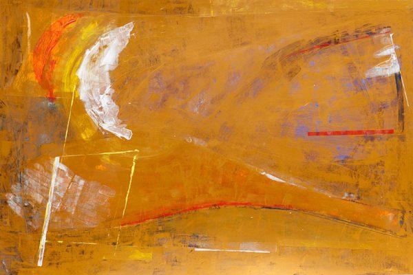'Composition', L 120 x B 80, Acryl, 2013