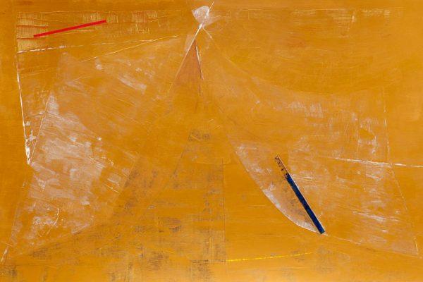 'Stroke', L 120 x B 80, Acryl, 2013