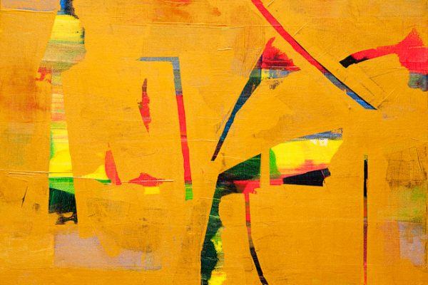 'Eng', L 50 x B 40, Acryl, 2013