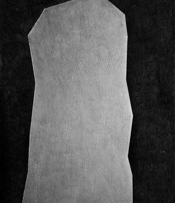 'Cave or ..?', L 80 x B 120, Grafiet en Syberisch krijt, 2009 (n.t.k.)