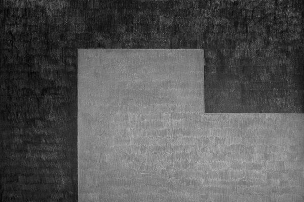 'Embrace', L 71 x B 101, Grafiet en Syberisch krijt, 2008
