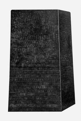 'Universa 1', L 71 x B 101, Grafiet, 2007