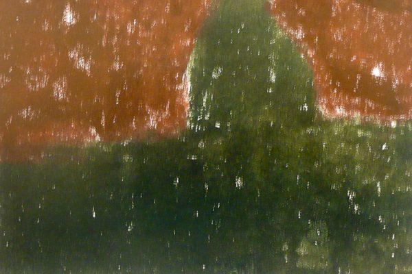'Heart Of Mourning IX', L29,7 x B 21, Monotype, 2014