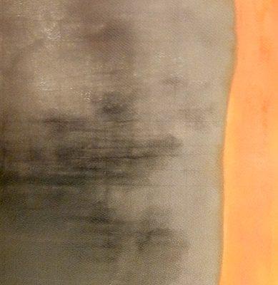 'Zwart Lichaam', L 60,5 x B 48,5, Monoprint, 2015