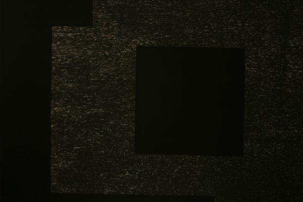 'Archetypisch Beeld II', L 76,5 x B 57, Zeefdruk, 2011