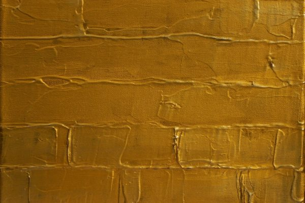 'Compositie VII', L 30 x B 30, Acryl op doek, 2016