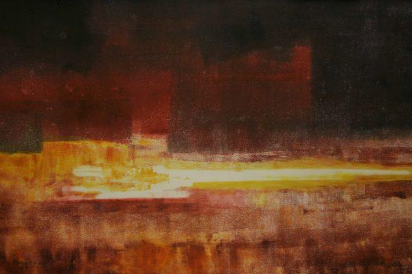 'Horizon', L 58,5 x B 38,5, Monotype, 2016
