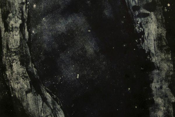 'Terror I', L 50 x B 60, Monotype, 2016