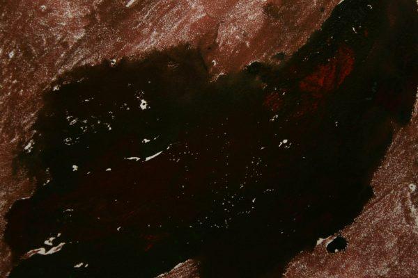 'Monster', L 50 x B 40, Monotype, 2016