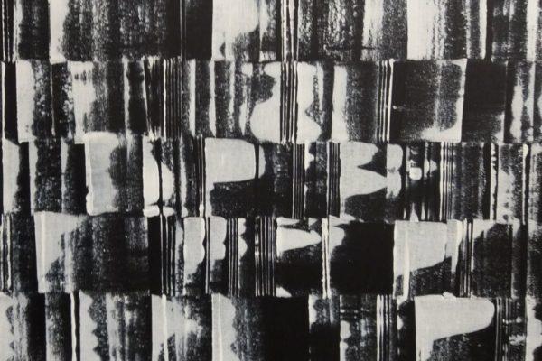 'Muziek', L 50 x B 70, Acryl op doek, 2018