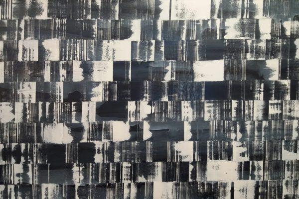 'Ritme', L 150 x B 100, Acryl op doek, 2018