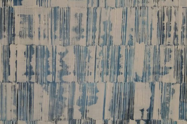 'Stilte', L 50 x B 70, Acryl op doek, 2018