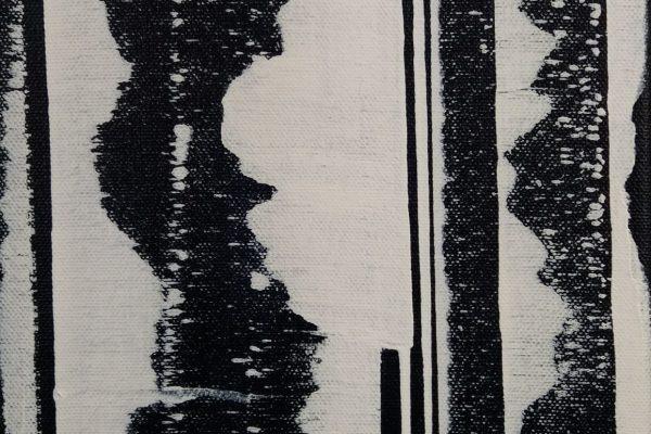 'Hidden', L 18 x B 24, Acryl op doek, 2018