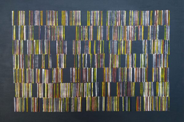 'Spring', L 70 X B 50, Acryl op doek, 2019